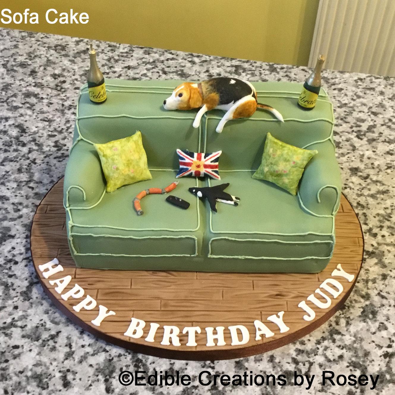 Novelty Chocolate Wedding Cake