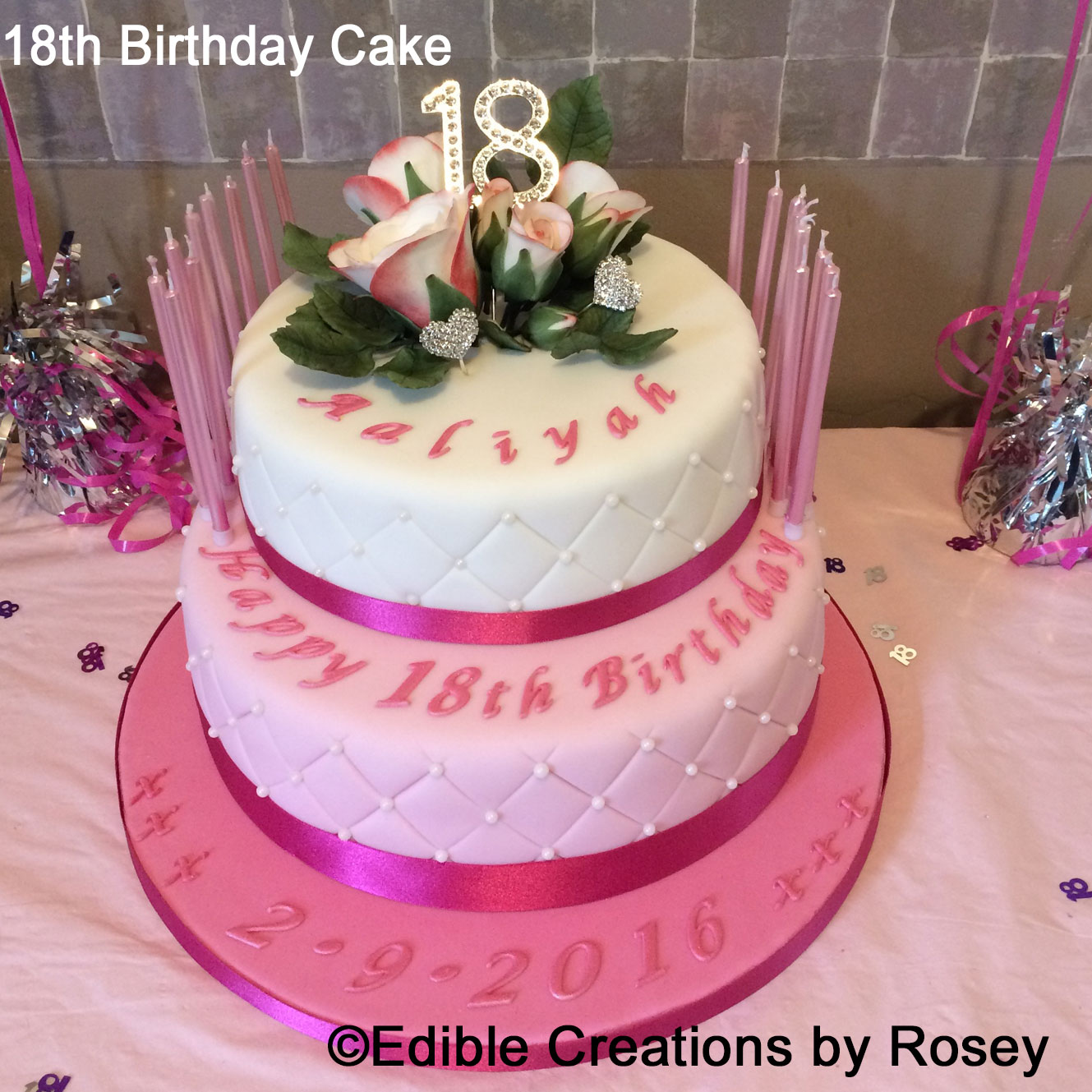 Images Tagged 18th Birthday Cake