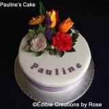 Pauline's Cake