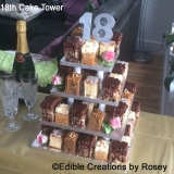 18th Cake Tower