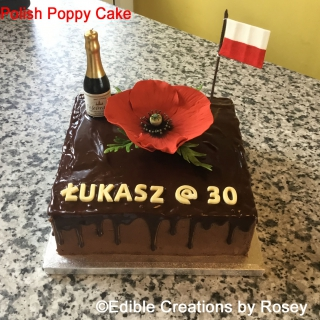 Polish Poppy Cake
