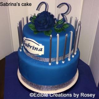 Sabrina's Cake