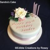 Sandra's Cake