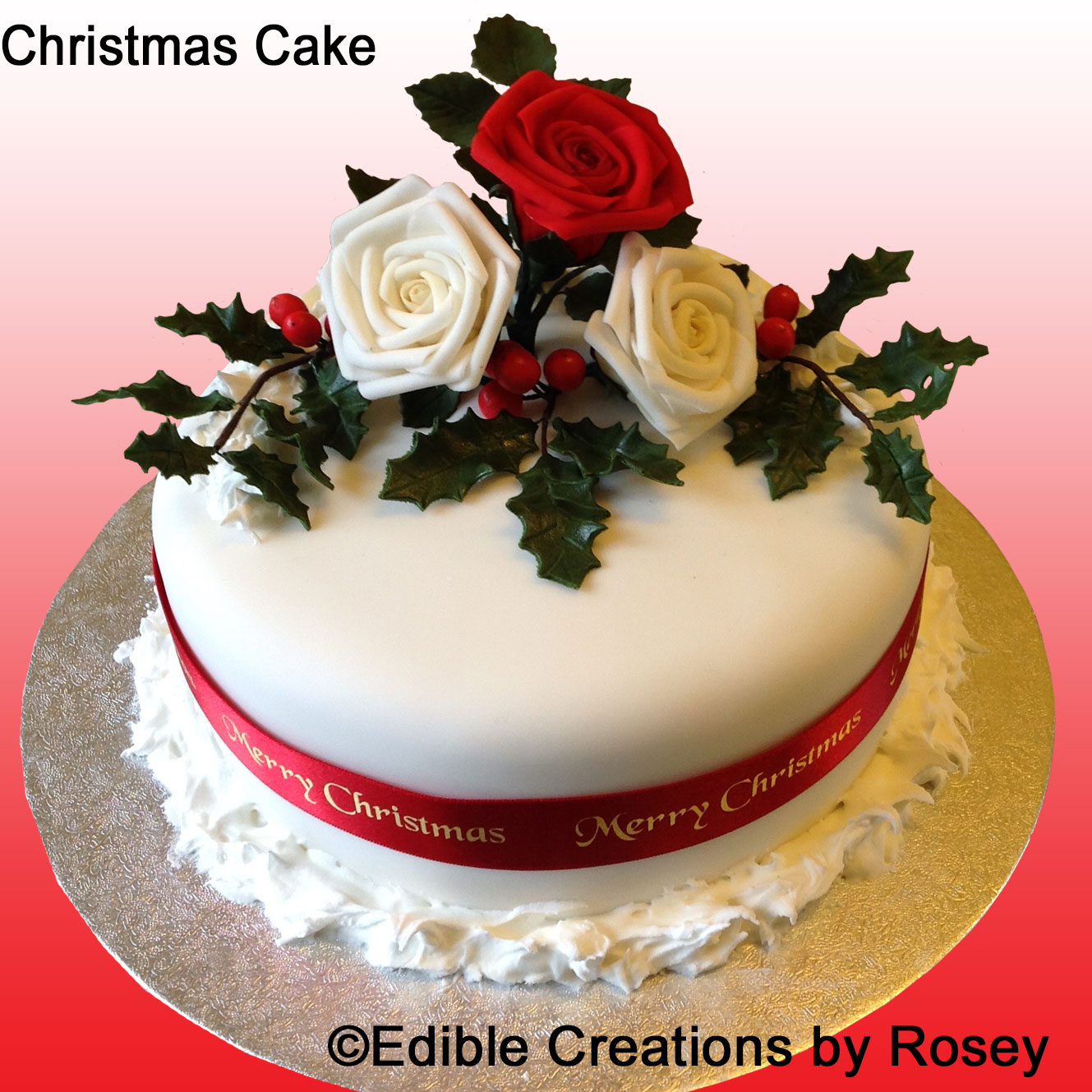 Cheap Edible Cake Decorations
