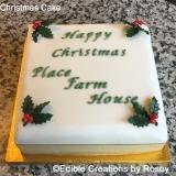 Place Farm House Christmas