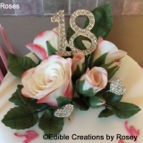 18th Roses