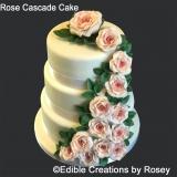 Rose-Cascade-Cake