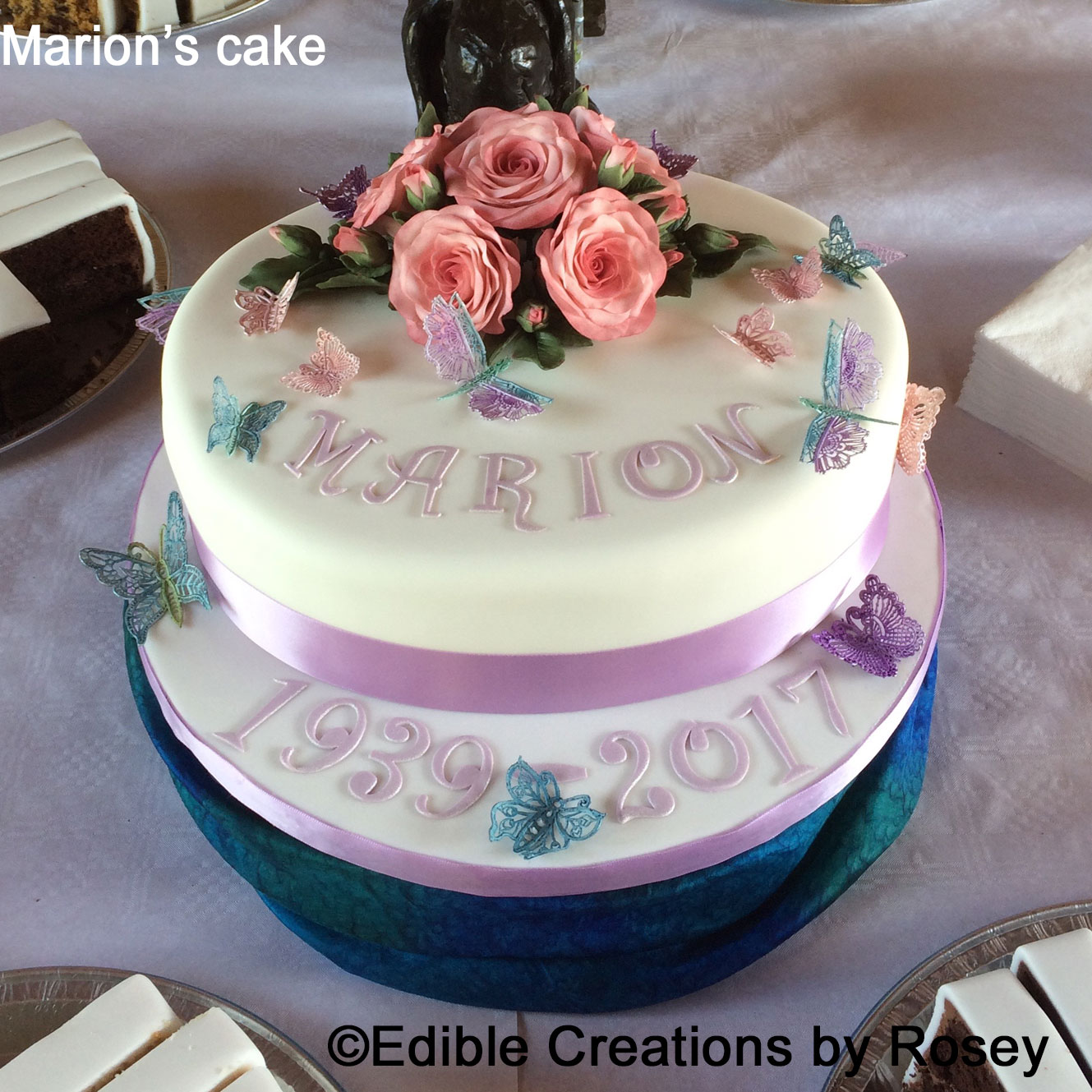 Marion's Cake
