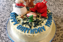 Cuddly Toy Cake