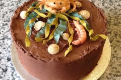 Seafood Cake