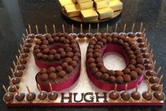 90 Truffle Cake