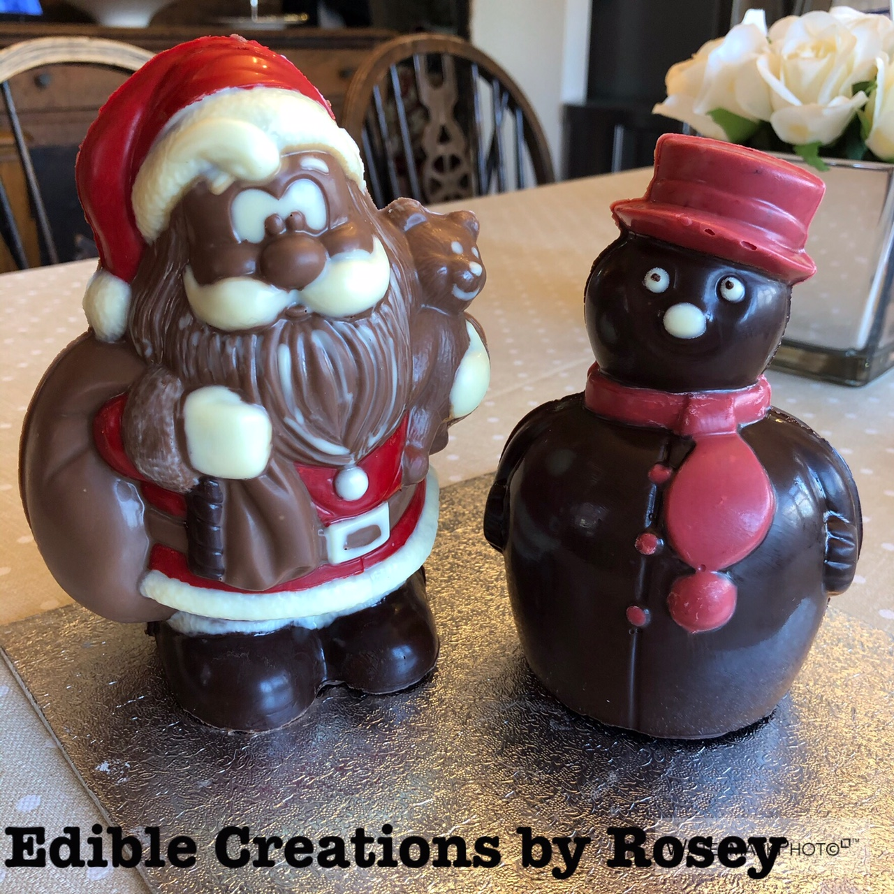 Father-christmas-and-snowman