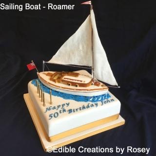 Sailing Boat - Roamer