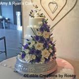 Amy & Ryan's Cake