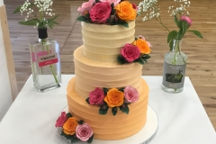 Sophie's Wedding Cake