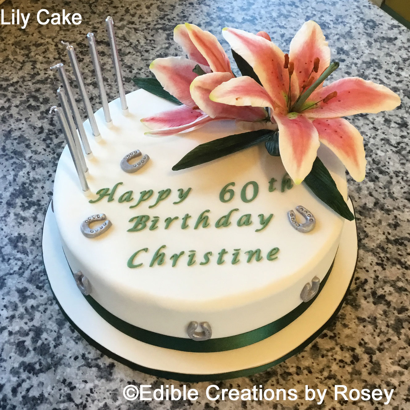 Reviews On Edible Creations By Rosey